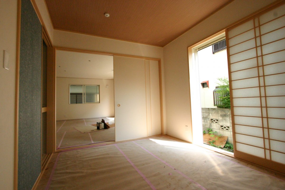 鶴川 新築一戸建て 和室
