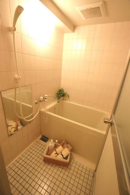 ライオンズマンション生田第2 浴室