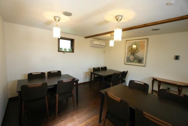 喫茶店ハーモニー 2階客席
