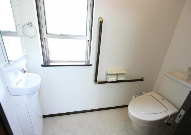 栗の木テラス 102 トイレ