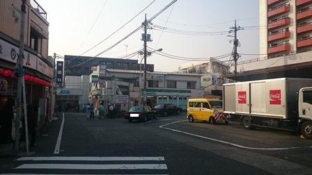 小田急線 柿生駅