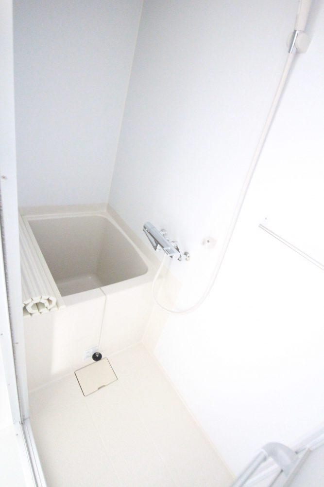 フローラ・テラス203浴室