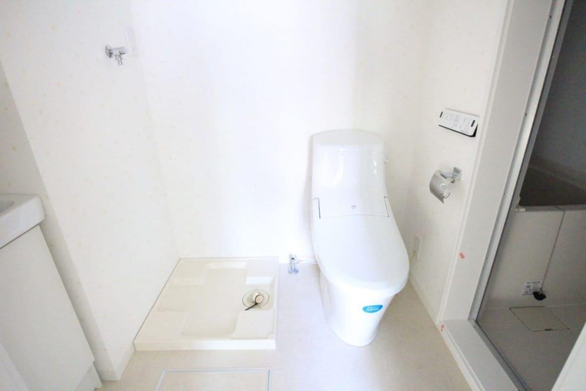 フローラ・テラス203トイレ
