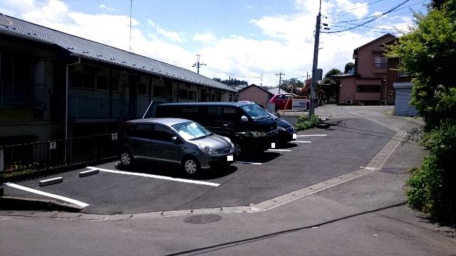 遠藤駐車場 外観