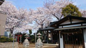 小田急線 須賀神社