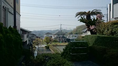 山口台からの景色