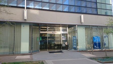 横浜銀行 新百合ヶ丘支店