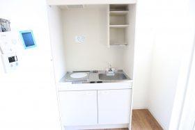 フローラ・テラス 203号室 キッチン