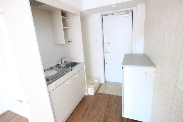 フローラ・テラス 301号室 キッチン