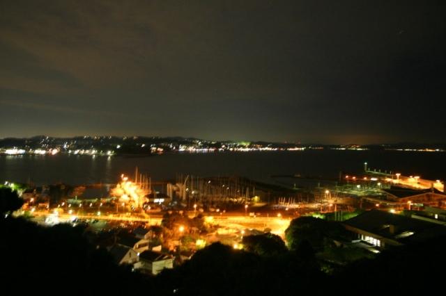 裏 江の島 夜景