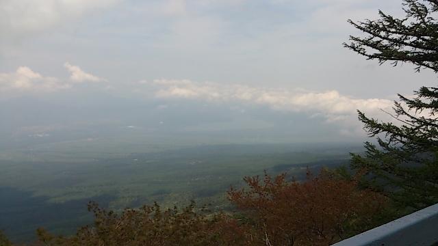 富士山五合目 景色