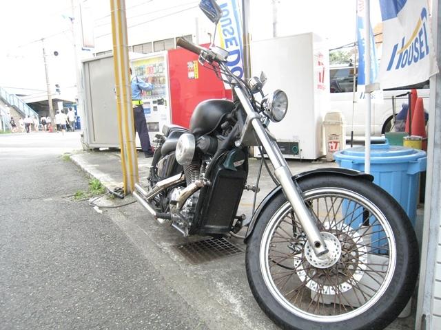 ホンダ スティード400