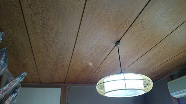 和室 天井
