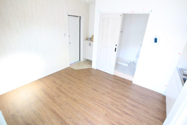 フローラ・テラス303 室内