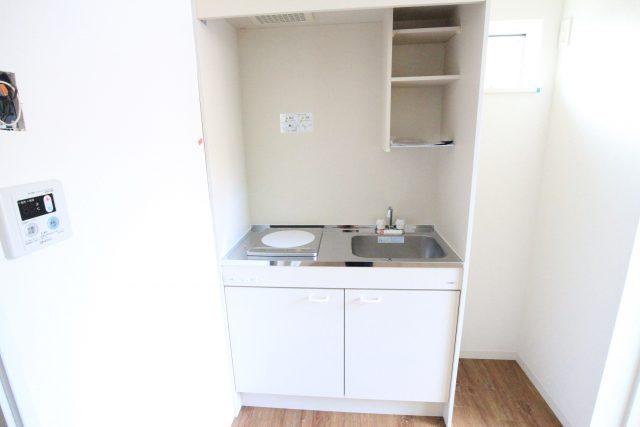 フローラ・テラス 303号室 キッチン