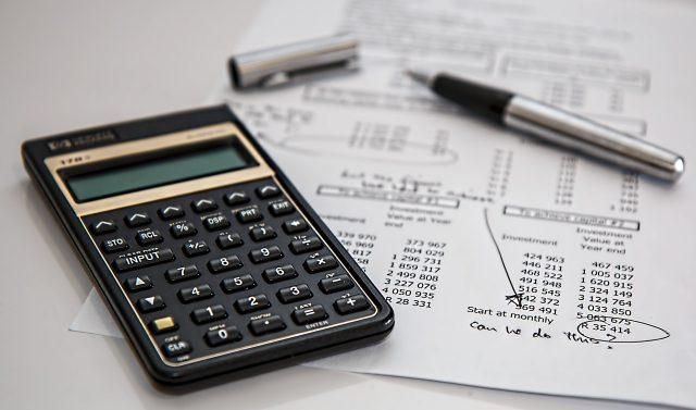 基本の税金の計算