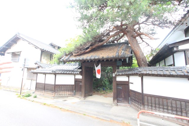上田市 門