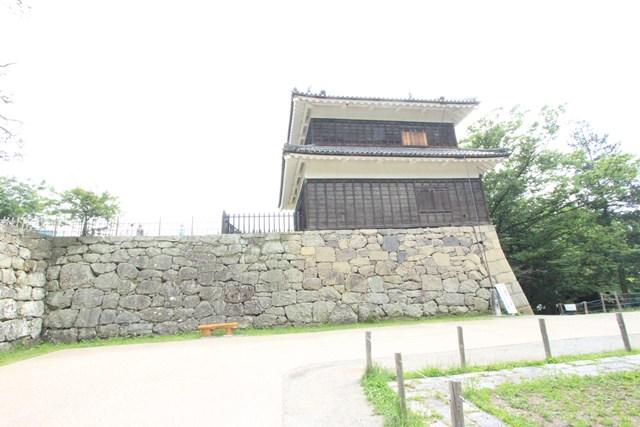 二の丸櫓台