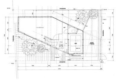 建物 設計図