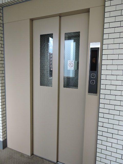 セ・ウィステリア エレベーター