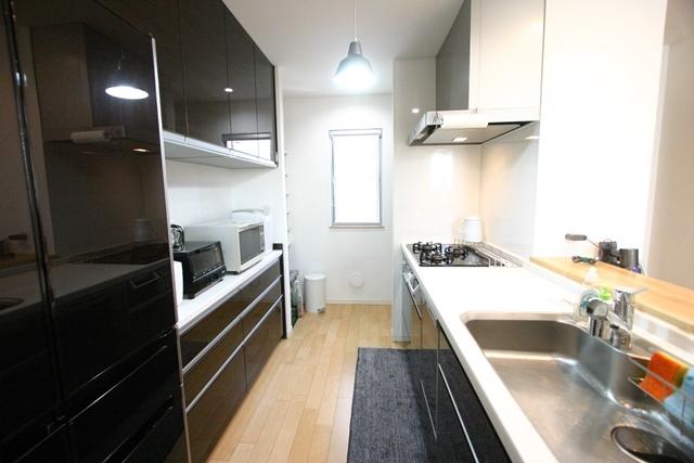 中古一戸建て 三田3丁目 キッチン