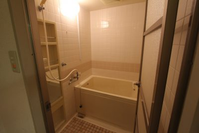 扶桑ハイツ南生田の杜 101 浴室