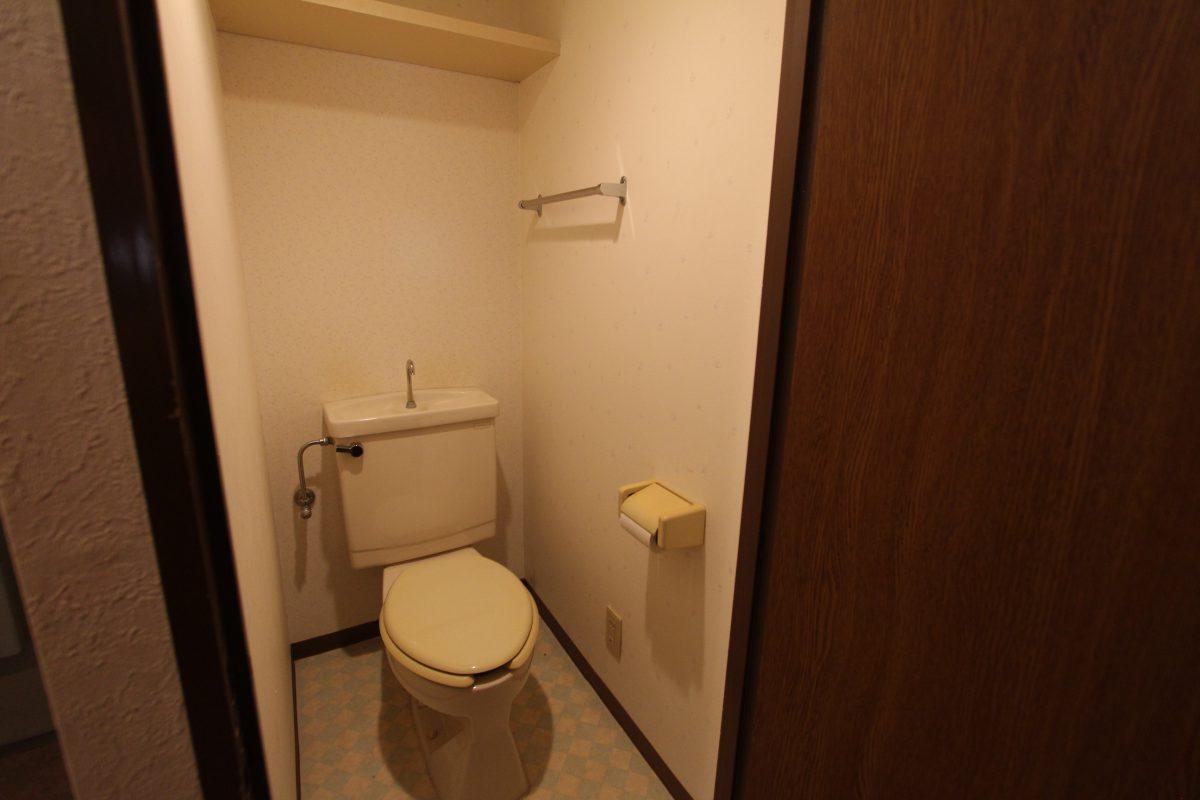 扶桑ハイツ南生田の杜 101 トイレ