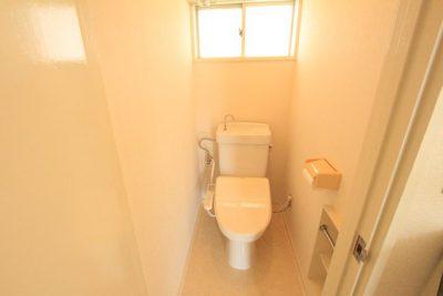 貸家 花水木ハウス トイレ