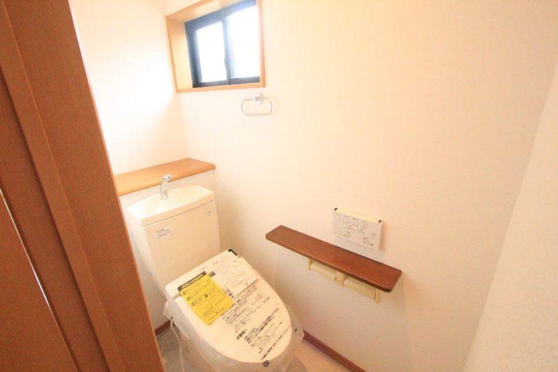 戸建て 大蔵町 トイレ