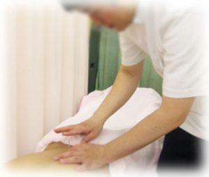 ナグラ接骨院 鍼灸治療