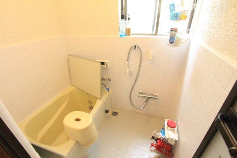 浴室リフォーム 床