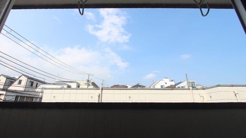 メゾン・ド・コメート東雪谷 眺望