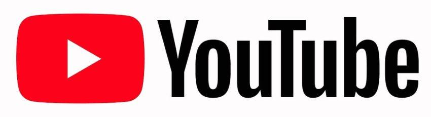 YouTube ロゴ 横長